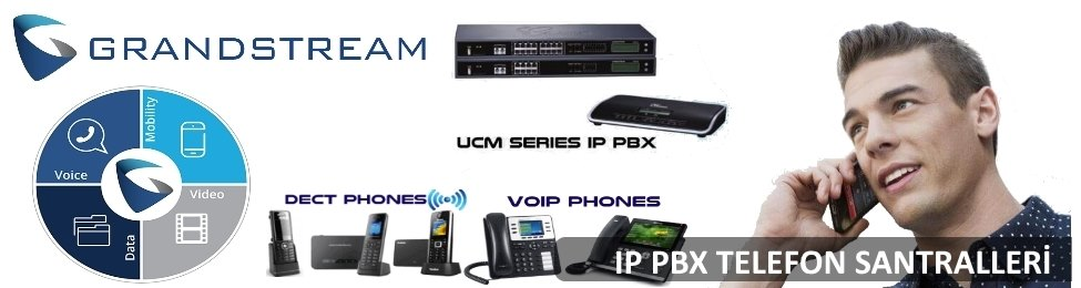 Grandstream  IP PBX solutions