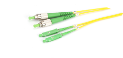 fc mu apc fiber optik patchcord
